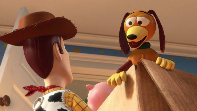 zig zag slinky dog personnage character disney pixar