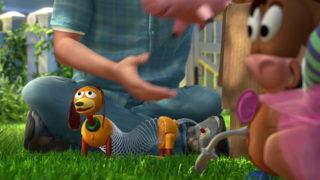 zig-zag slinky dog pixar disney personnage character toy story 3