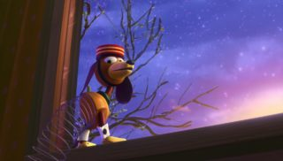 zig zag slinky dog personnage character pixar disney toy story toons hawai vacances