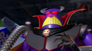 zurg pixar disney personnage character toy story 2