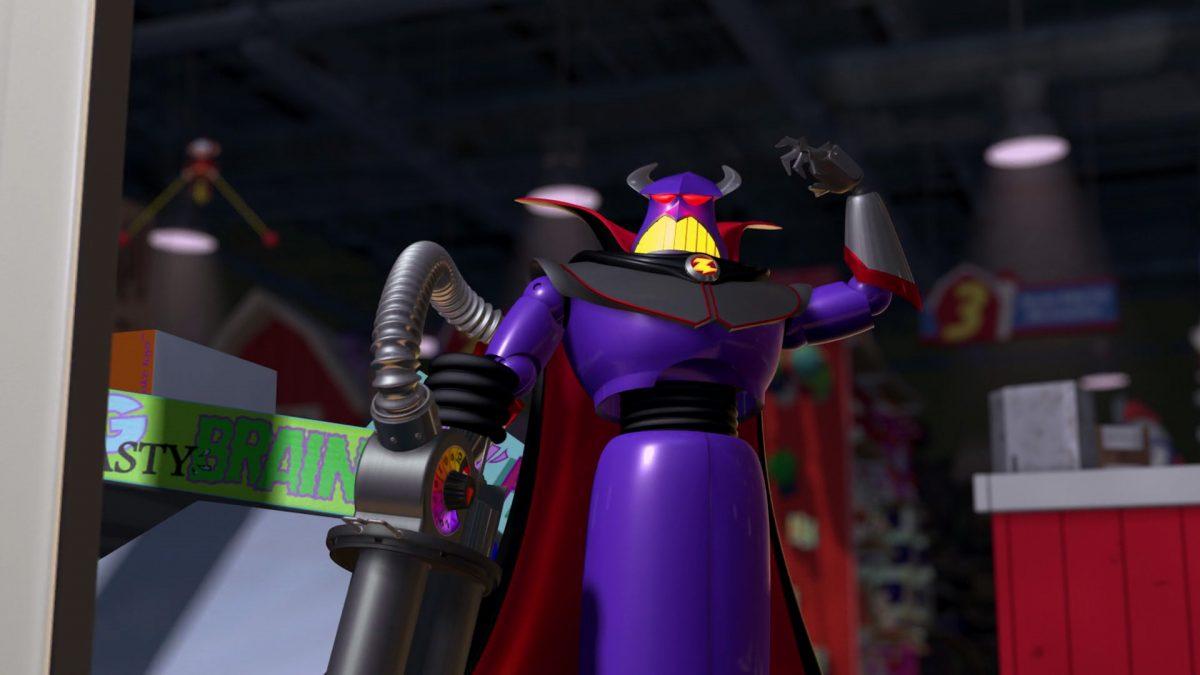 zurg personnage character disney pixar