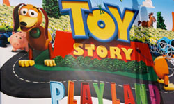 Attraction Toy Story Playland