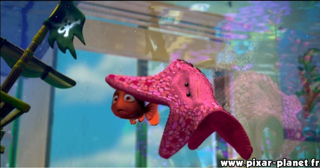 Pixar Disney erreur le monde de nemo goof finding