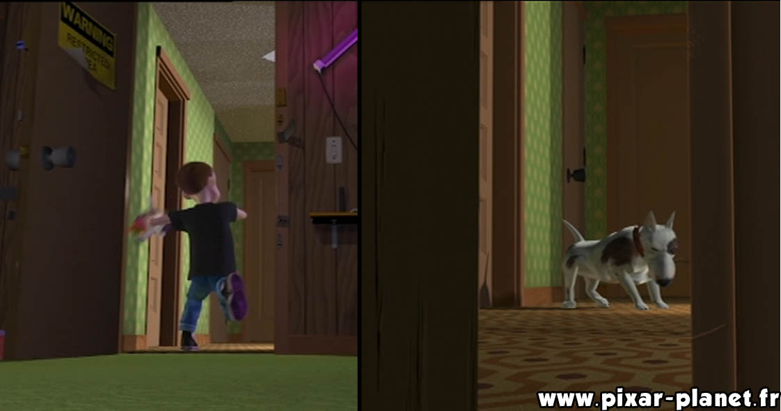 Toy Story Dog Scud