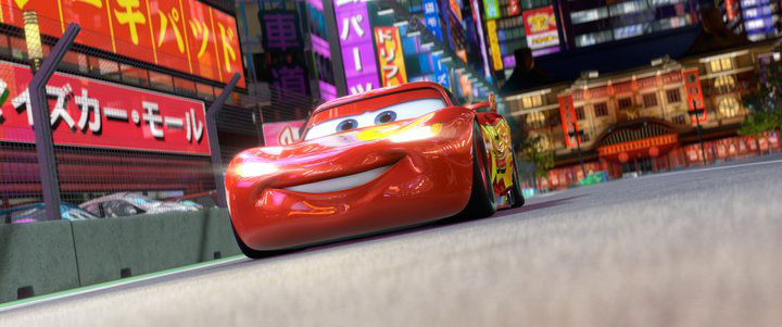 pixar disney cars 2