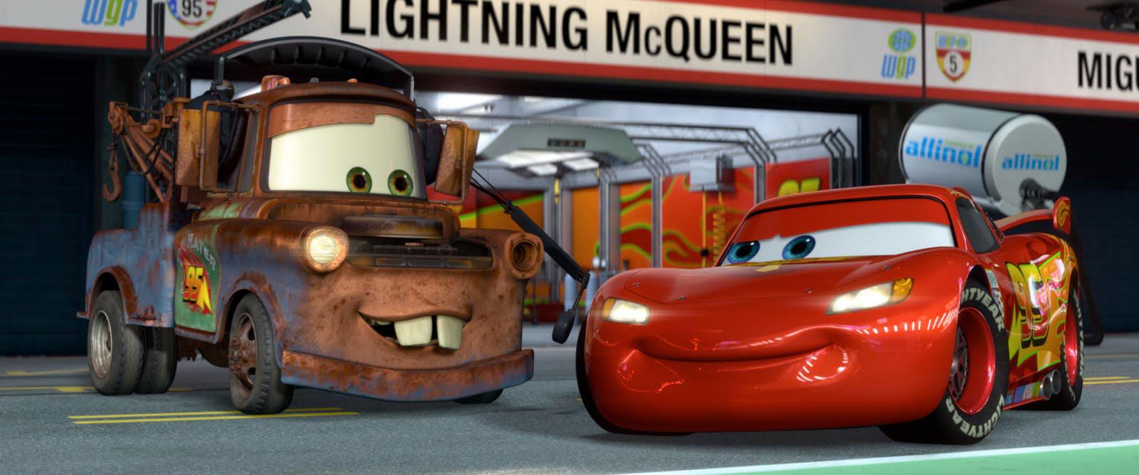 image cars 2 disney pixar