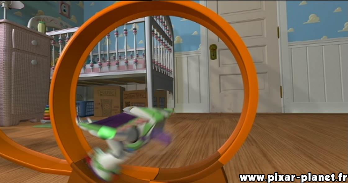 Pixar Disney Toy Story Erreur goofs