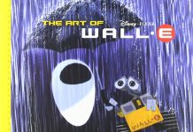 art of wall-e Livre Disney Pixar Book