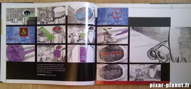 art of wall-e Livre Disney Pixar Book