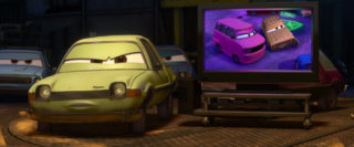 acer personnage character pixar disney cars 2