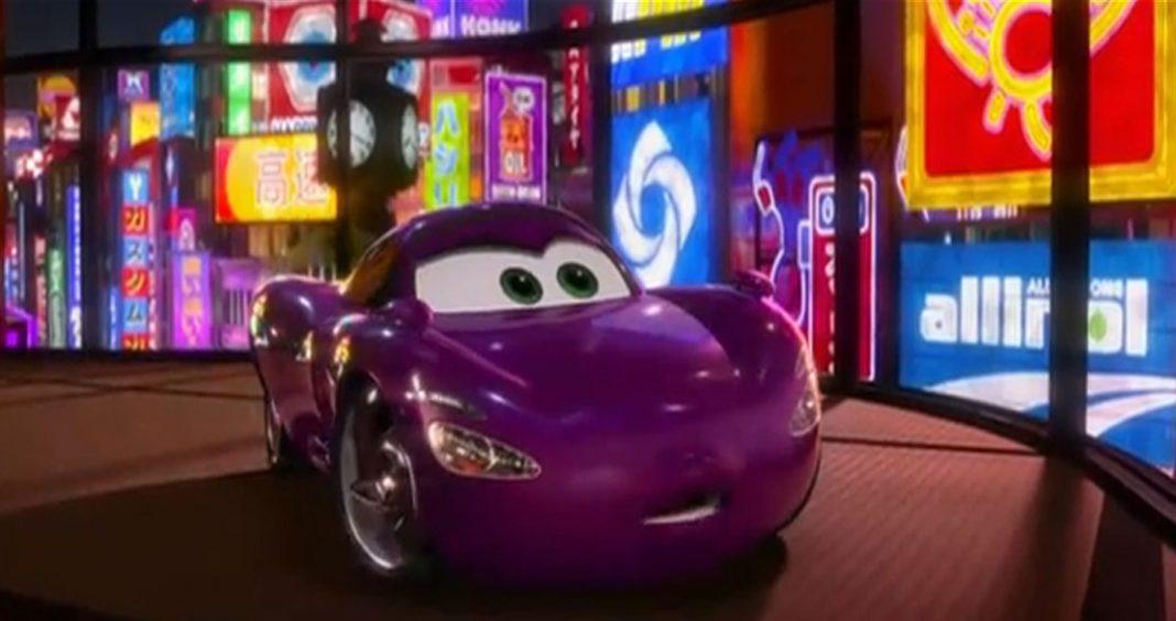 Pixar Disney allinol