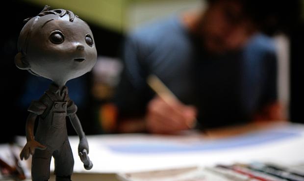 artwork luna disney pixar