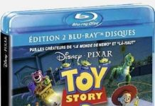 blu-ray toy story 3 jaquette disney pixar