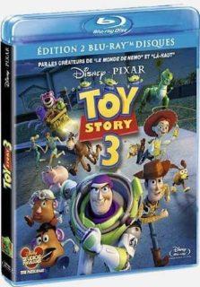 blu-ray toy story 3 jaquette disney pixar
