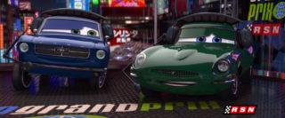 brent mustangburger     personnage character pixar disney cars 2