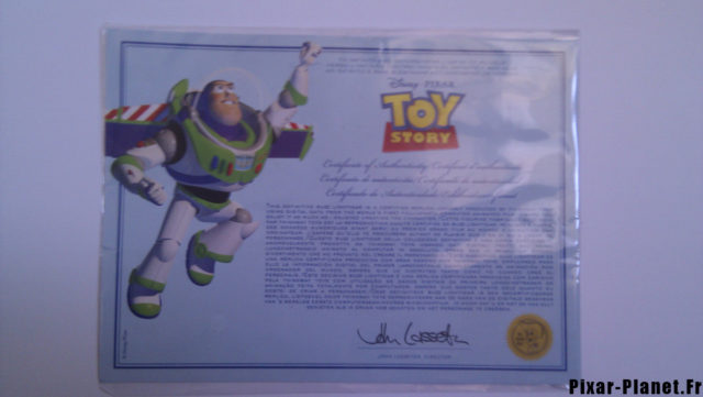 buzz eclair toy story collection jouet disney pixar
