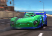 carla veloso personnage character pixar disney cars 2