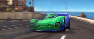 carla veloso  personnage character pixar disney cars 2