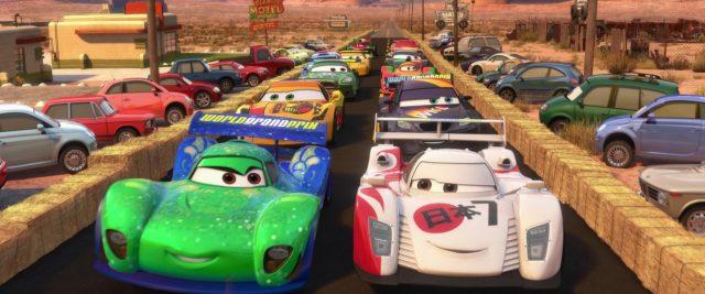 carla veloso personnage character cars disney pixar