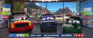 david hobbscap    personnage character pixar disney cars 2