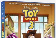 dvd toy story 3 jaquette disney pixar