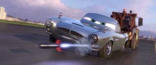 finn mcmissile personnage character pixar disney cars 2