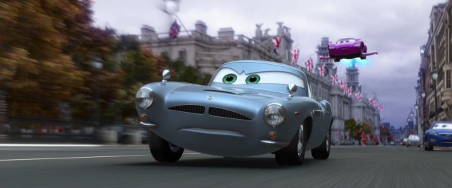 finn mcmissile personnage character cars disney pixar