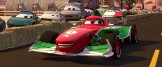 francesco bernoulli personnage character pixar disney cars 2