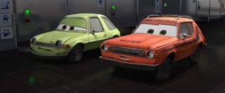 grem personnage character pixar disney cars 2