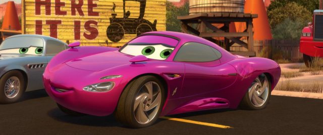 holley shiftwell personnage character cars disney pixar