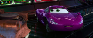holley shiftwell personnage character pixar disney cars 2