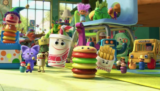 jack boite box personnage character disney pixar