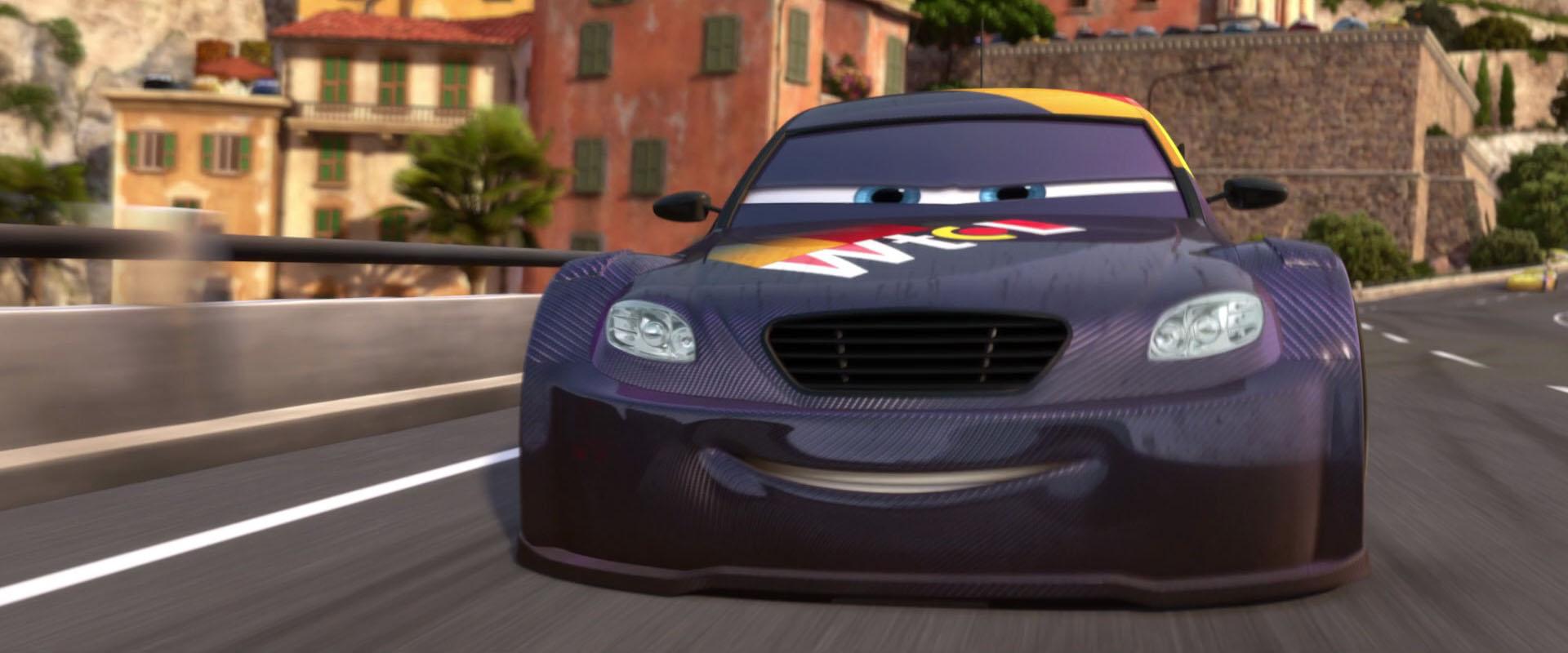 max schnell personnage dans cars 2 pixar planet fr. Black Bedroom Furniture Sets. Home Design Ideas