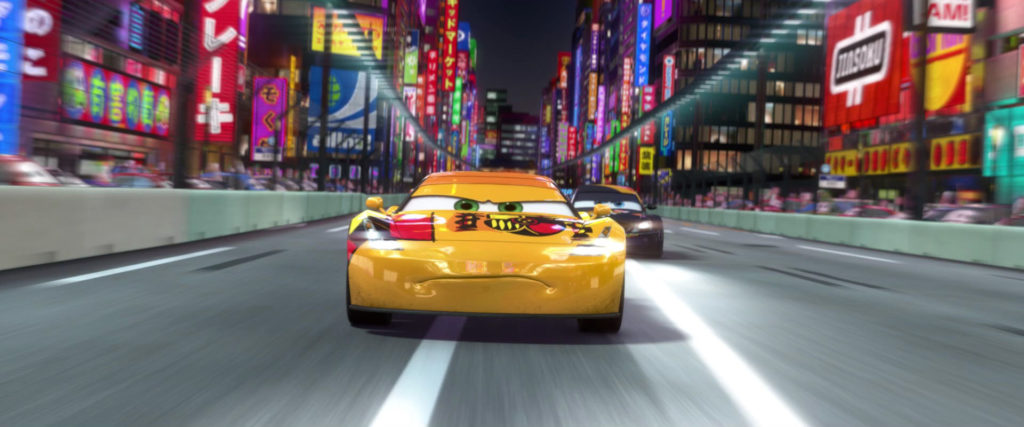 miguel camino personnage character pixar disney cars 2