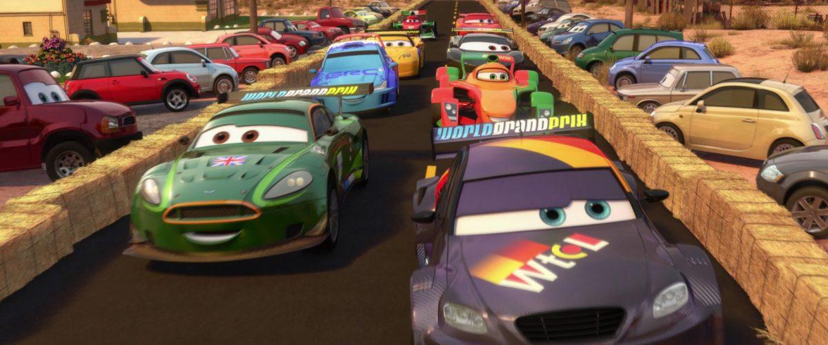 nigel gearsley personnage character cars disney pixar