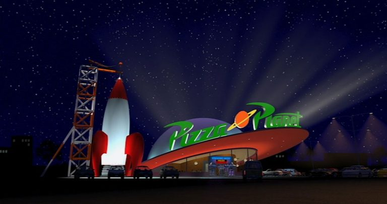 Pizza Planet.