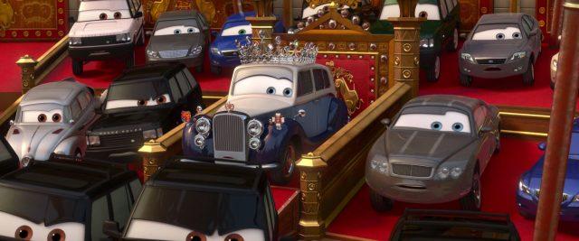 prince wheeliam personnage character cars disney pixar