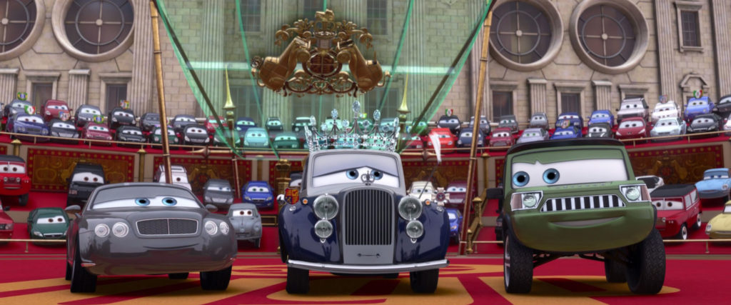 prince wheeliam personnage character pixar disney cars 2