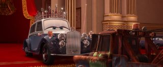 reine queen   personnage character pixar disney cars 2