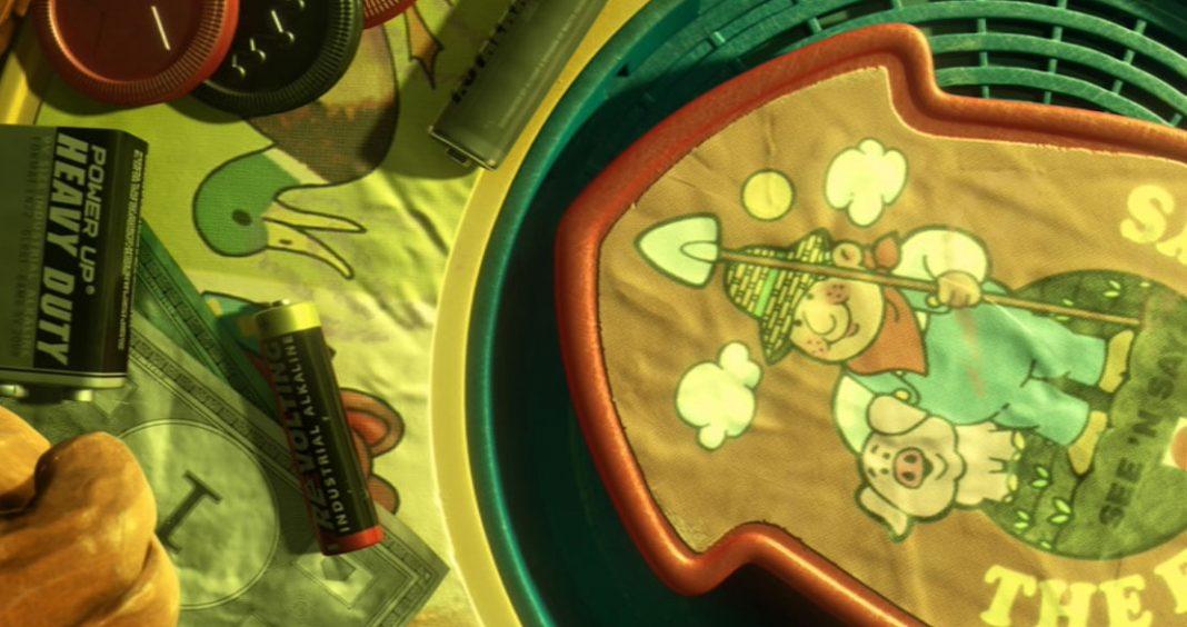 Pixar Disney Re-Volting