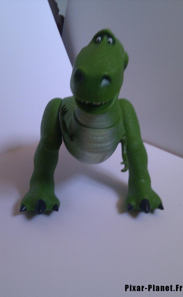 rex toy story collection jouet disney pixar