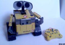 robot wall-e-command jouet toy disney pixar