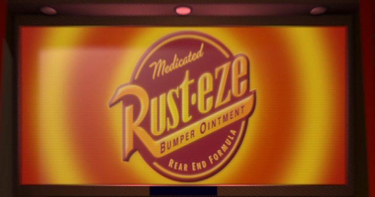 Rust-Eze Medicated Bumper Ointment.