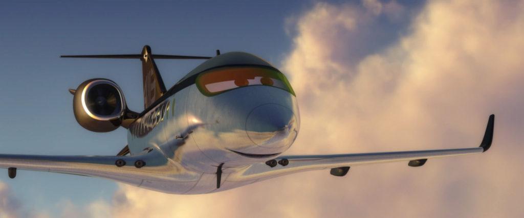 siddeley personnage character pixar disney cars 2