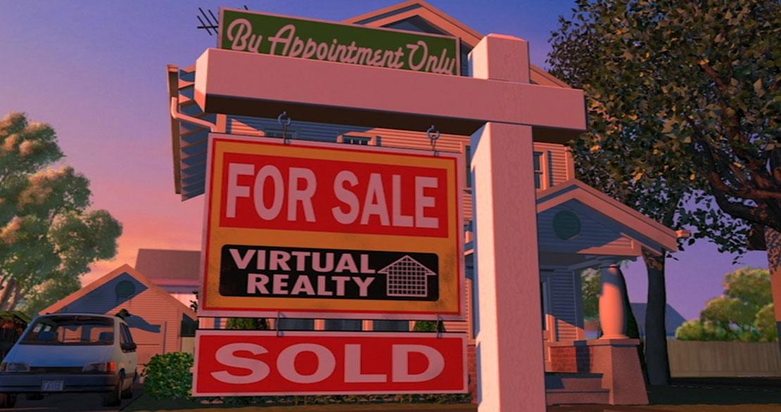 Pixar Disney virtual realty