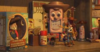 western woody disney pixar
