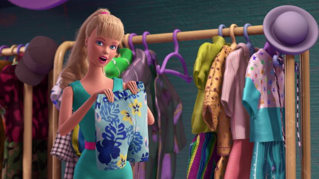 barbie personnage character disney pixar