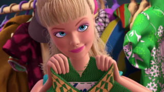 barbie pixar disney personnage character toy story 3