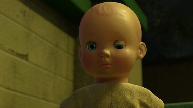 big baby personnage character disney pixar