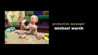 big baby pixar disney personnage character toy story 3